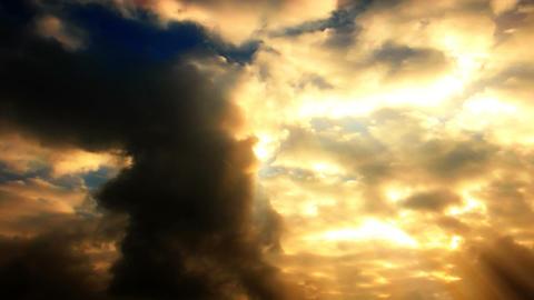 Cloud FX0203 HD-NTSC-PAL Stock Video Footage