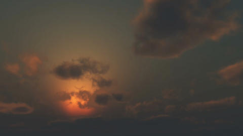 Cloud FX0301 HD-NTSC-PAL Stock Video Footage