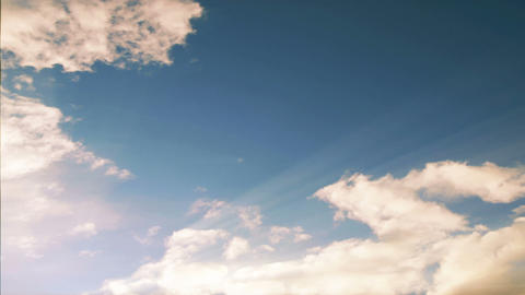 Cloud FX0303 HD-NTSC-PAL Stock Video Footage