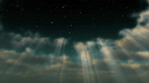 Cloud FX0305 HD-NTSC-PAL Stock Video Footage