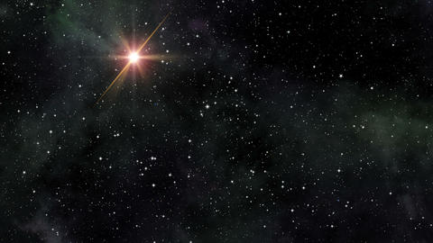 The Heavens 0211 HD-NTSC-PAL Stock Video Footage