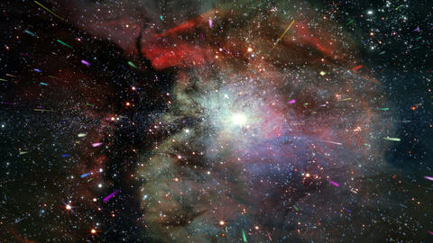 The Heavens 0309 HD-NTSC-PAL Stock Video Footage