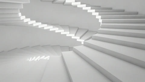 stairs lateral Animation