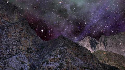The Heavens 0406 HD-NTSC-PAL Stock Video Footage
