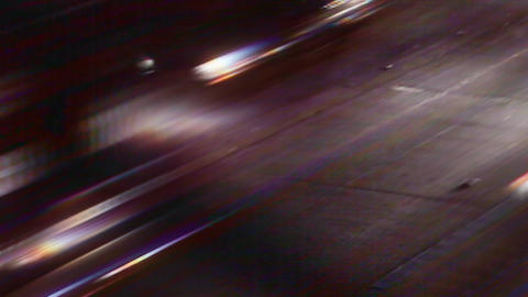 Street Lights 0302 HD-NTSC-PAL Stock Video Footage