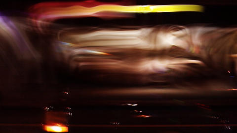 Street Lights 0306 HD-NTSC-PAL Stock Video Footage