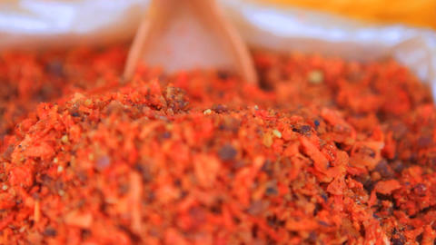 spices of India Footage