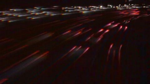 Street Lights 0309 HD-NTSC-PAL Stock Video Footage