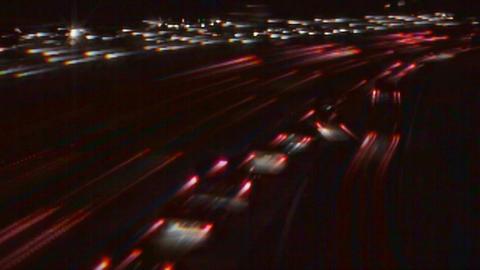 Street Lights 0309 HD-NTSC-PAL Footage