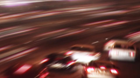 Street Lights 0311 HD-NTSC-PAL Stock Video Footage
