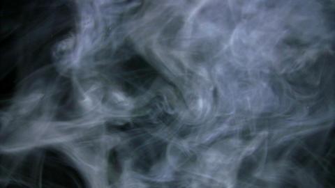 Smoke White 013 Loop Footage