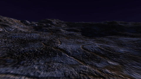 halloween evil hill Stock Video Footage