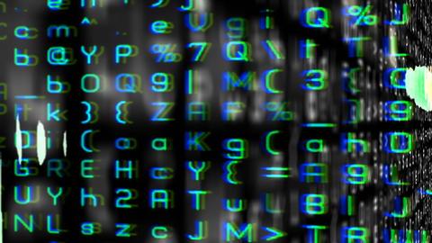 Digital Graffiti 06 HD-NTSC-PAL Stock Video Footage