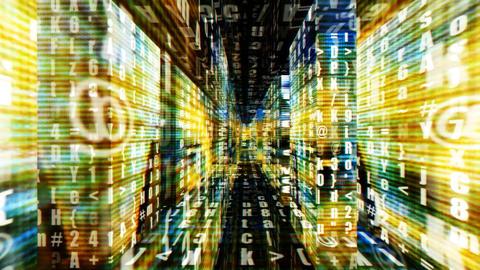 Digital Graffiti 08 HD-NTSC-PAL Stock Video Footage