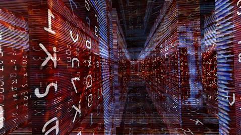 Digital Graffiti 10 HD-NTSC-PAL Stock Video Footage