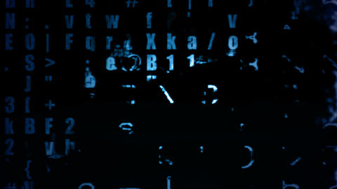 Digital Graffiti 12 HD-NTSC-PAL Stock Video Footage