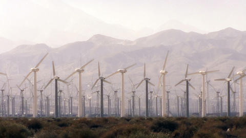 Wind Power 0102 HD-NTSC-PAL Footage