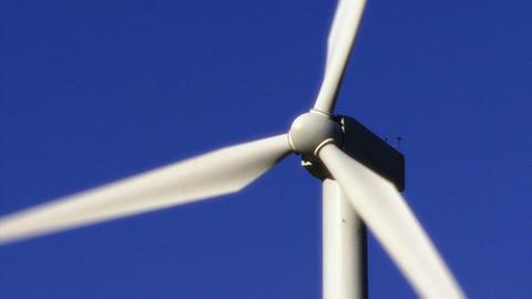 Wind Power 0104 HD-NTSC-PAL Stock Video Footage