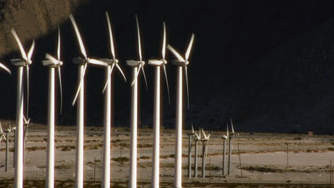 Wind Power 0109 HD-NTSC-PAL Footage