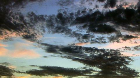Clouds 1102 HD-NTSC-PAL Stock Video Footage