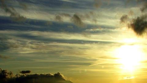 Clouds 1108 HD-NTSC-PAL Stock Video Footage