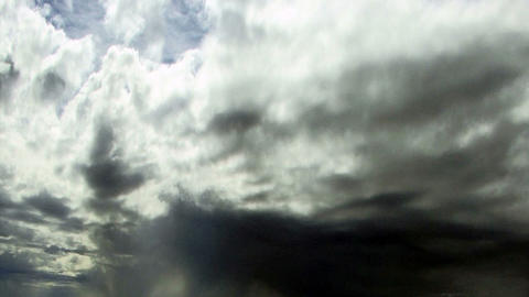 Clouds 1111 HD-NTSC-PAL Stock Video Footage