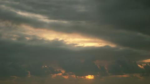 Clouds 1201 HD-NTSC-PAL Stock Video Footage