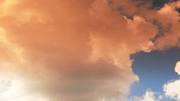 Clouds 1203 HD-NTSC-PAL Stock Video Footage