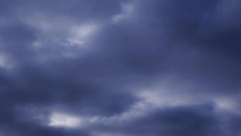 Clouds 1207 HD-NTSC-PAL Stock Video Footage