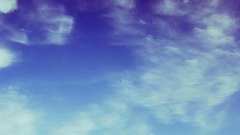 Clouds 1211 HD-NTSC-PAL Stock Video Footage