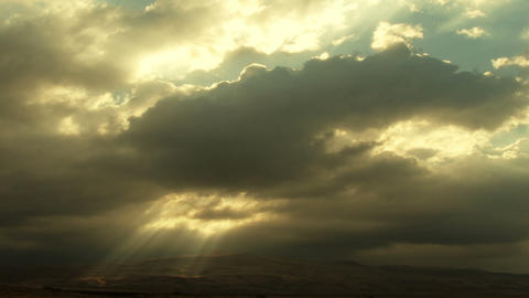 Clouds 1301 HD-NTSC-PAL Stock Video Footage