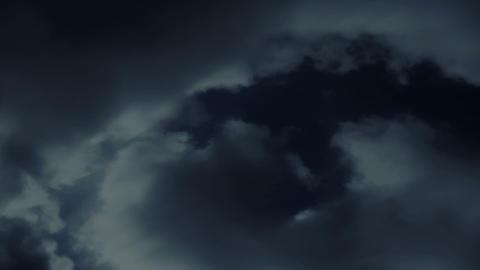 Clouds 1303 HD-NTSC-PAL Stock Video Footage