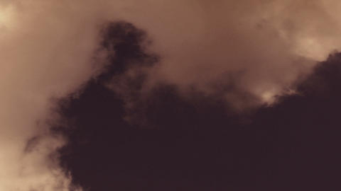 Clouds 1305 HD-NTSC-PAL Stock Video Footage