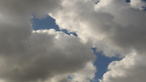 Clouds 1307 HD-NTSC-PAL Stock Video Footage