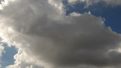 Clouds 1307 HD-NTSC-PAL Footage