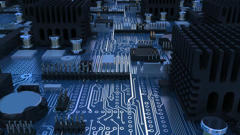 circuit 03, Stock Animation