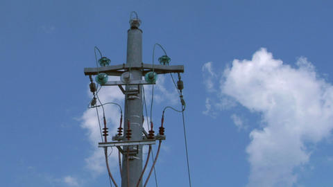 pylon 06 Stock Video Footage