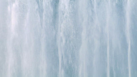 water wall 01 Stock Video Footage