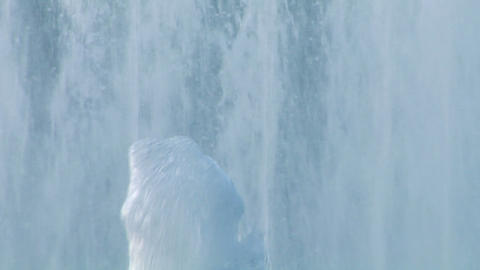 water wall 03 Stock Video Footage