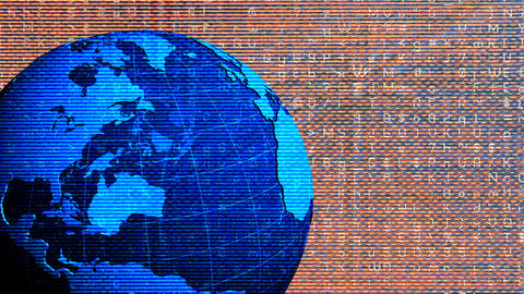 Global 0806 HD-NTSC-PAL Stock Video Footage