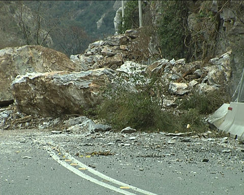 Tempi valley Sliding Stock Video Footage