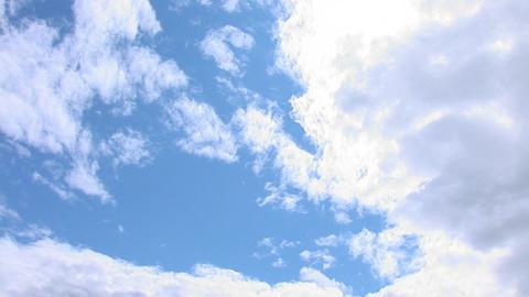 sky pan 1 Footage