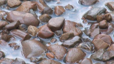 stones 2 Stock Video Footage