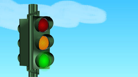 traffic light Live Action