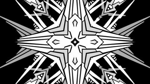 Kaleida Wing 7 Animation