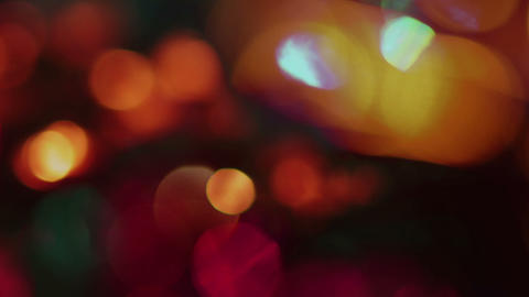 Bokeh 19 stock footage