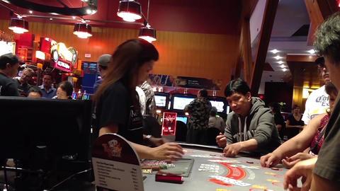 Black Jack Casino Footage