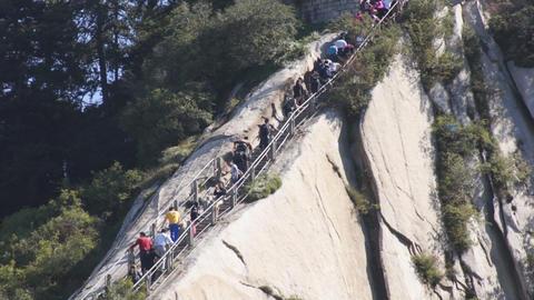 Huashan Mountain 2