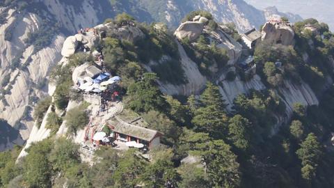 Huashan mountains landscape 02 Live Action