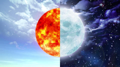 Sun And Earth 0